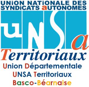logo Unsa Territoriaux Basco Béarnaise